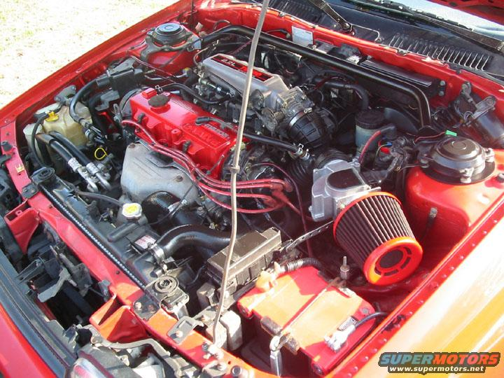 how to clean up engine bay