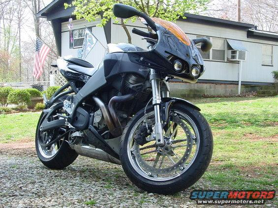 David Gallimore > 2004 Buell XB12R