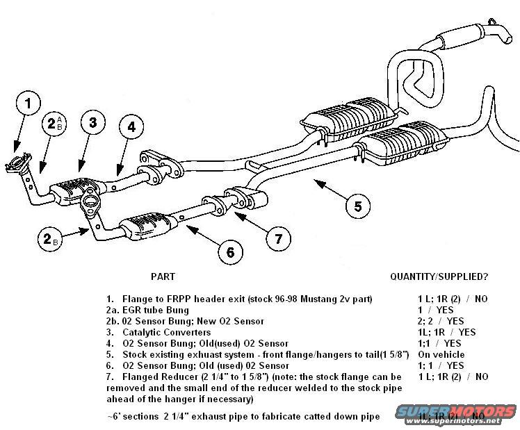 2000 Ford Crown Victoria Egr  Exhaust Picture