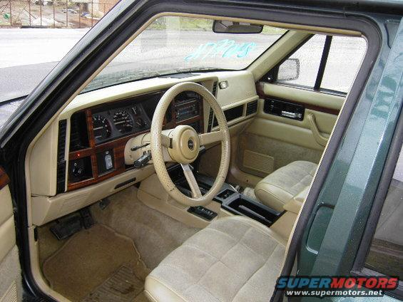 1993 jeep cherokee interior pics pictures videos and sounds 1993 jeep grand cherokee interior