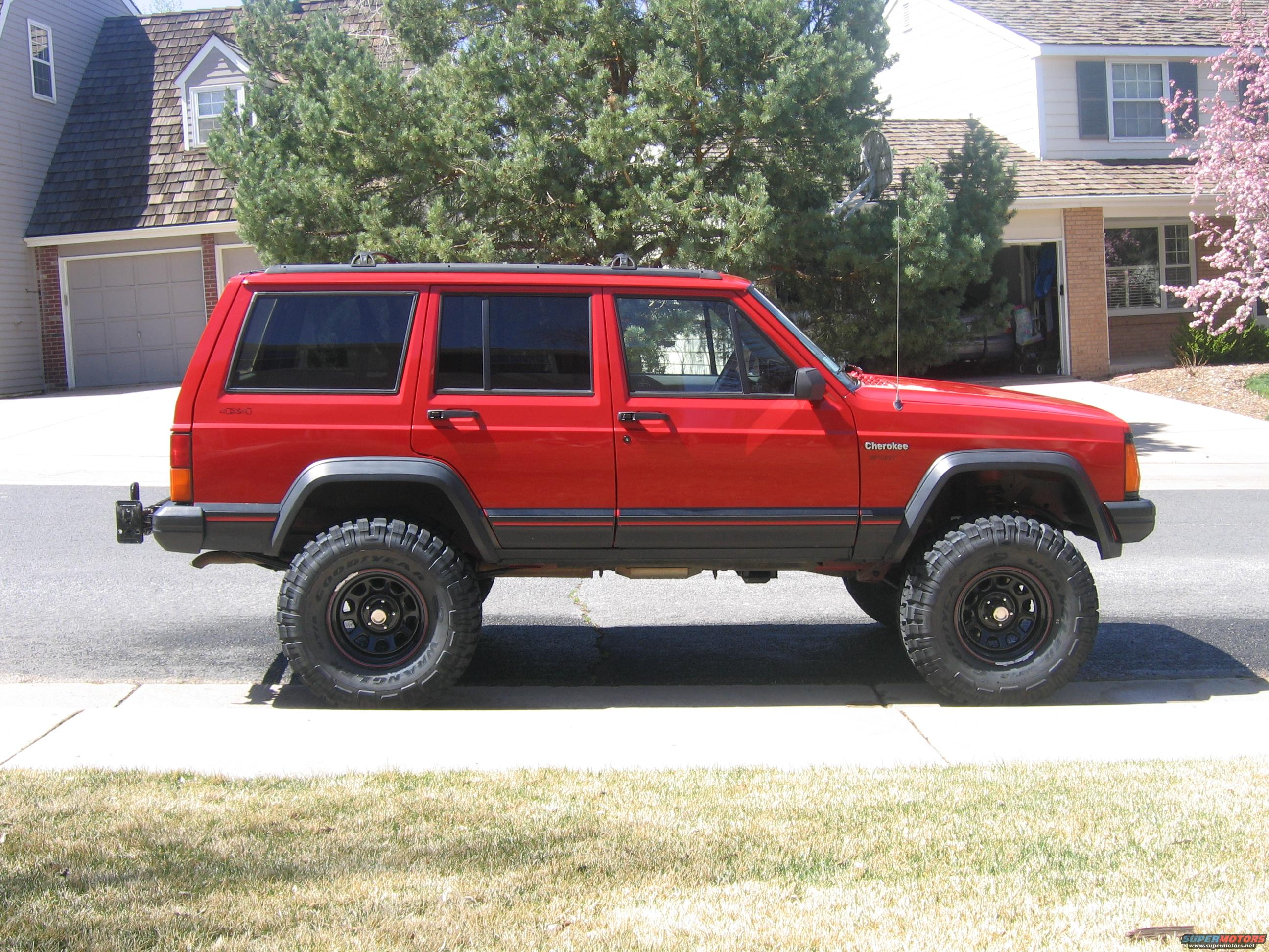 1996 Jeep Cherokee Lifted Shots picture | SuperMotors.net