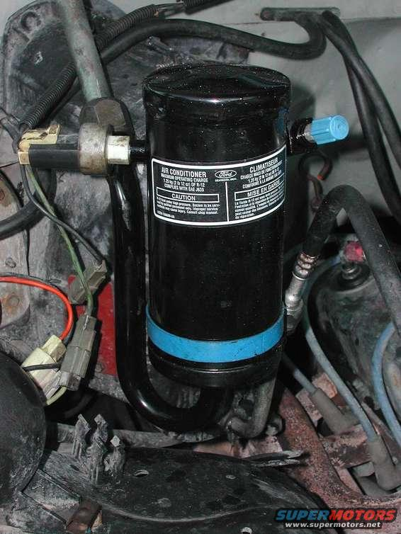 Air Conditioner Compressor Ford Truck Enthusiasts Forums