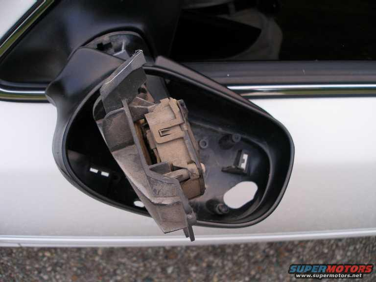 2001 Ford Crown Victoria Driver S Side Mirror Housing