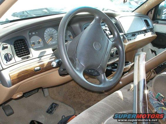 1998 Ford Crown Victoria Parts Cars Pictures Videos And Sounds