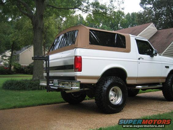 Where's all the soft tops? - Page 3 - Ford Bronco Forum
