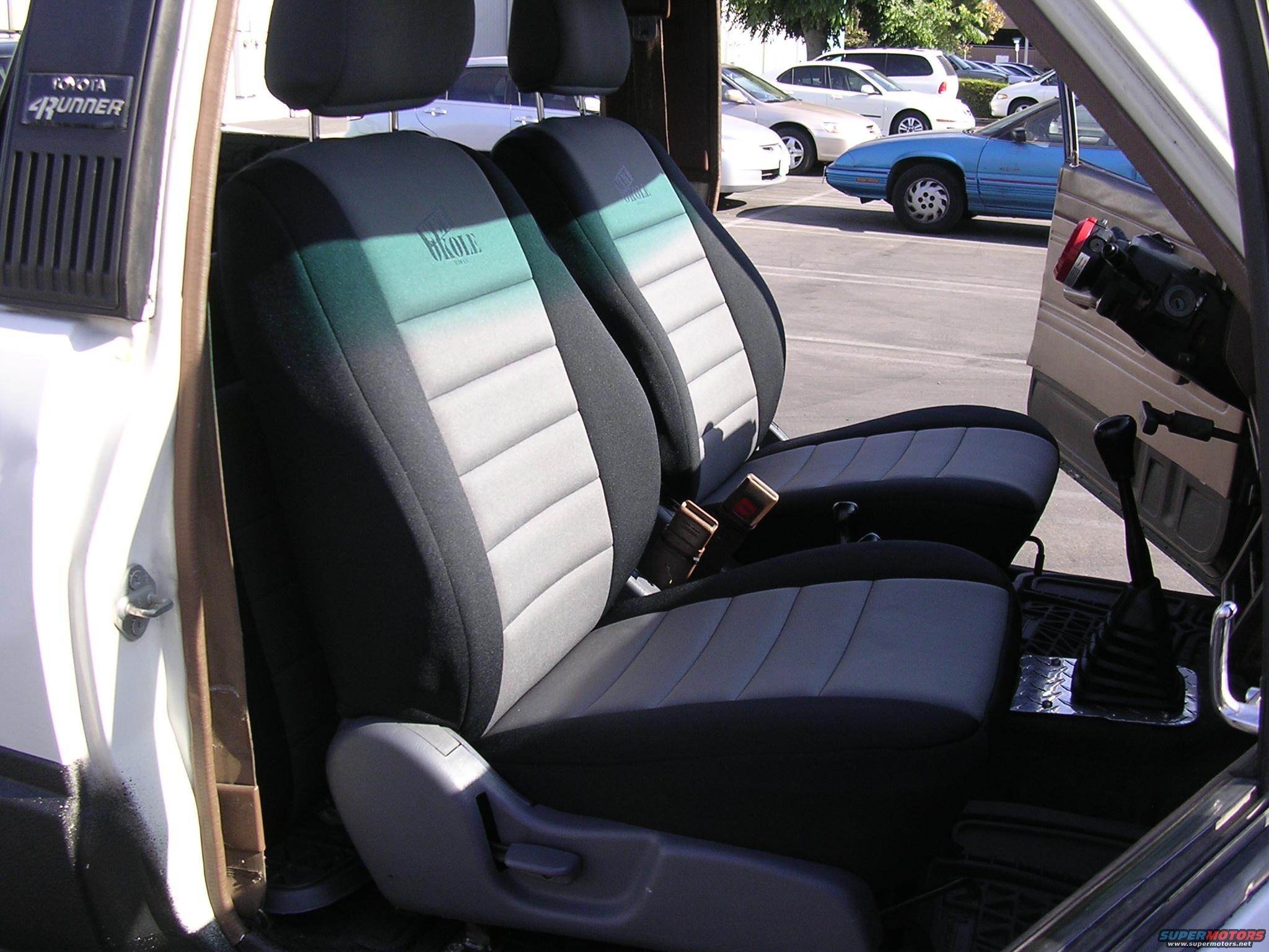 1985 Toyota 4Runner Wet Okole Seat Covers Picture