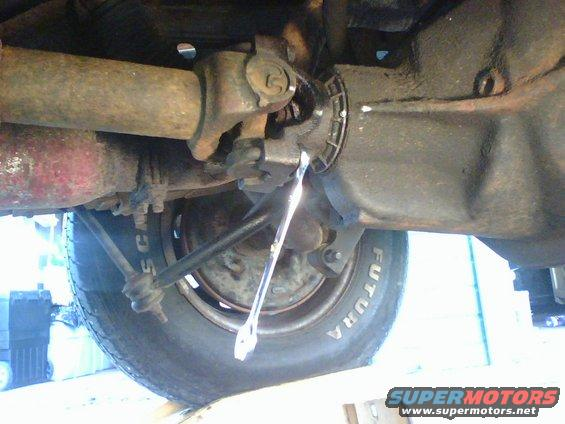 Driveshaft u joint replacement ford bronco forum sciox Image collections