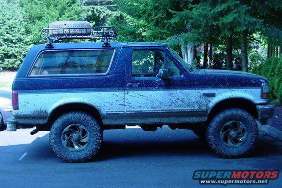 Show Me Pictures Of Your Roof Rack 80 96 Ford Bronco