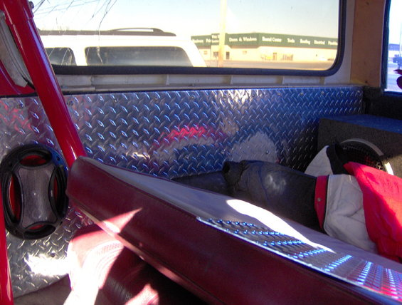 Rear Interior Panels Ford Bronco Forum
