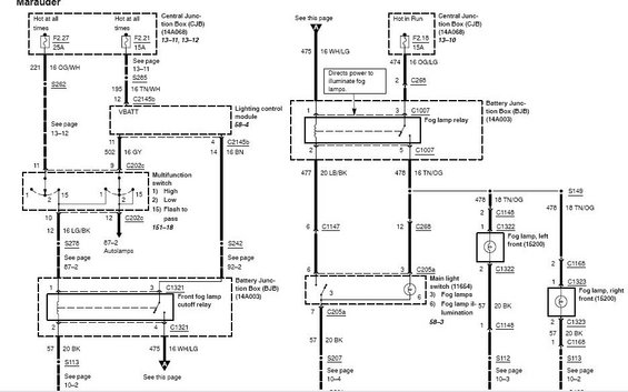 hid wiring diagram relay motorcycle images h11 bulb diagram marauder wiring diagram fog lampwiringwiring harness