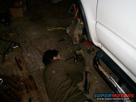 Two Jaw Puller Ball Joint : R upper and lower ball joints ttora forum
