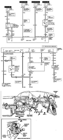 1993 Ford Aerostar Fuse Panel Engine Diagram And Wiring