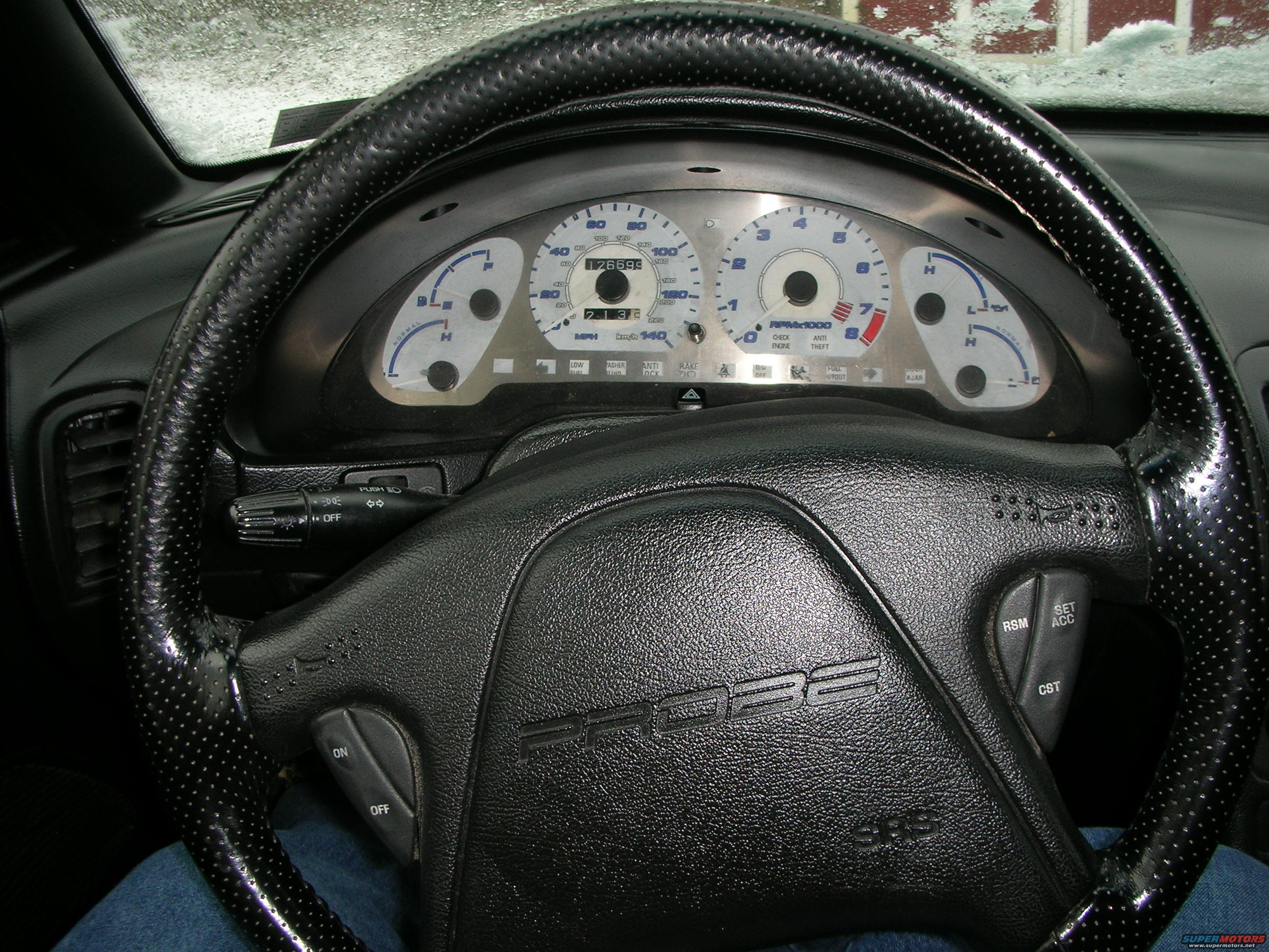 1995 Ford Probe 95 Interior Picture