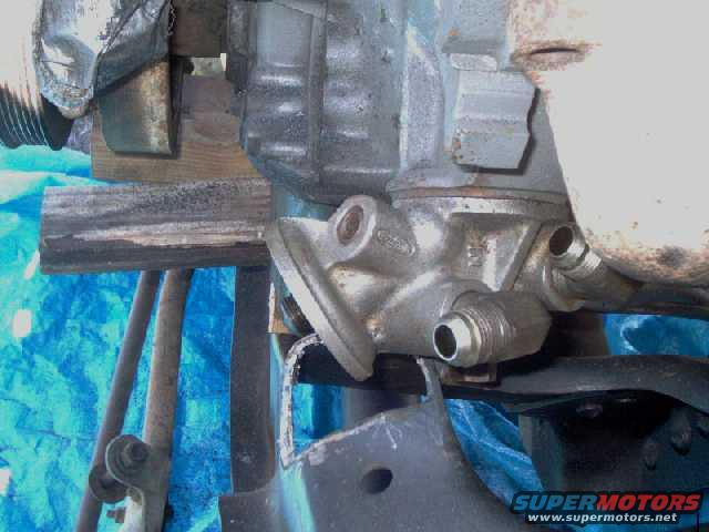 460 Swap-In Progress!!! - Ford Bronco Forum