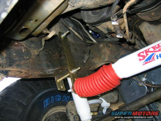 Steering Stabilizer HELP - Ford Bronco Forum