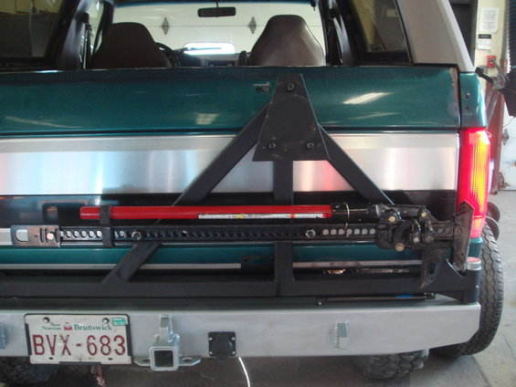 Best Bet Motors >> spare tire carrier - Ford Truck Enthusiasts Forums