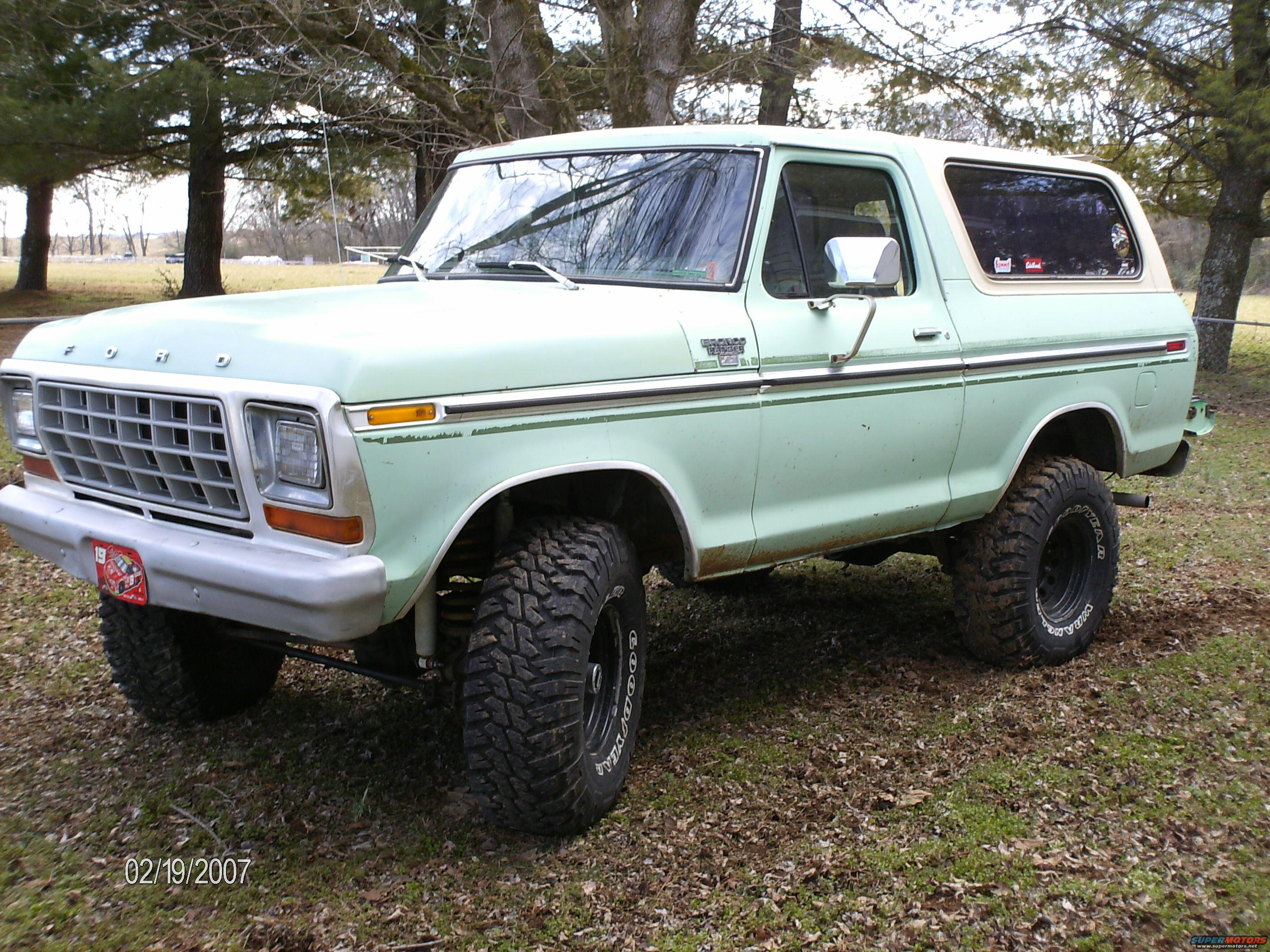 1979 to 1978 ford bronco for autos weblog. Cars Review. Best American Auto & Cars Review