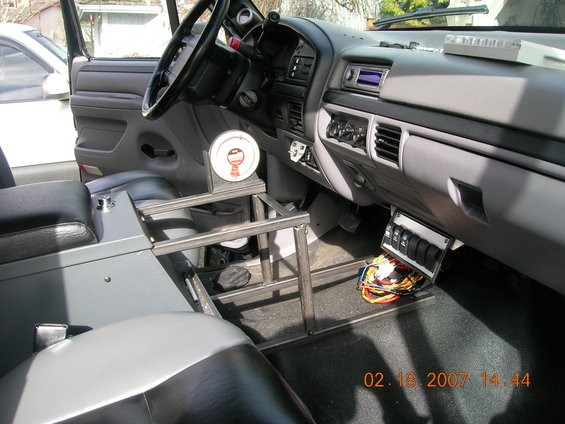 Center Console Build - Ford Bronco Forum
