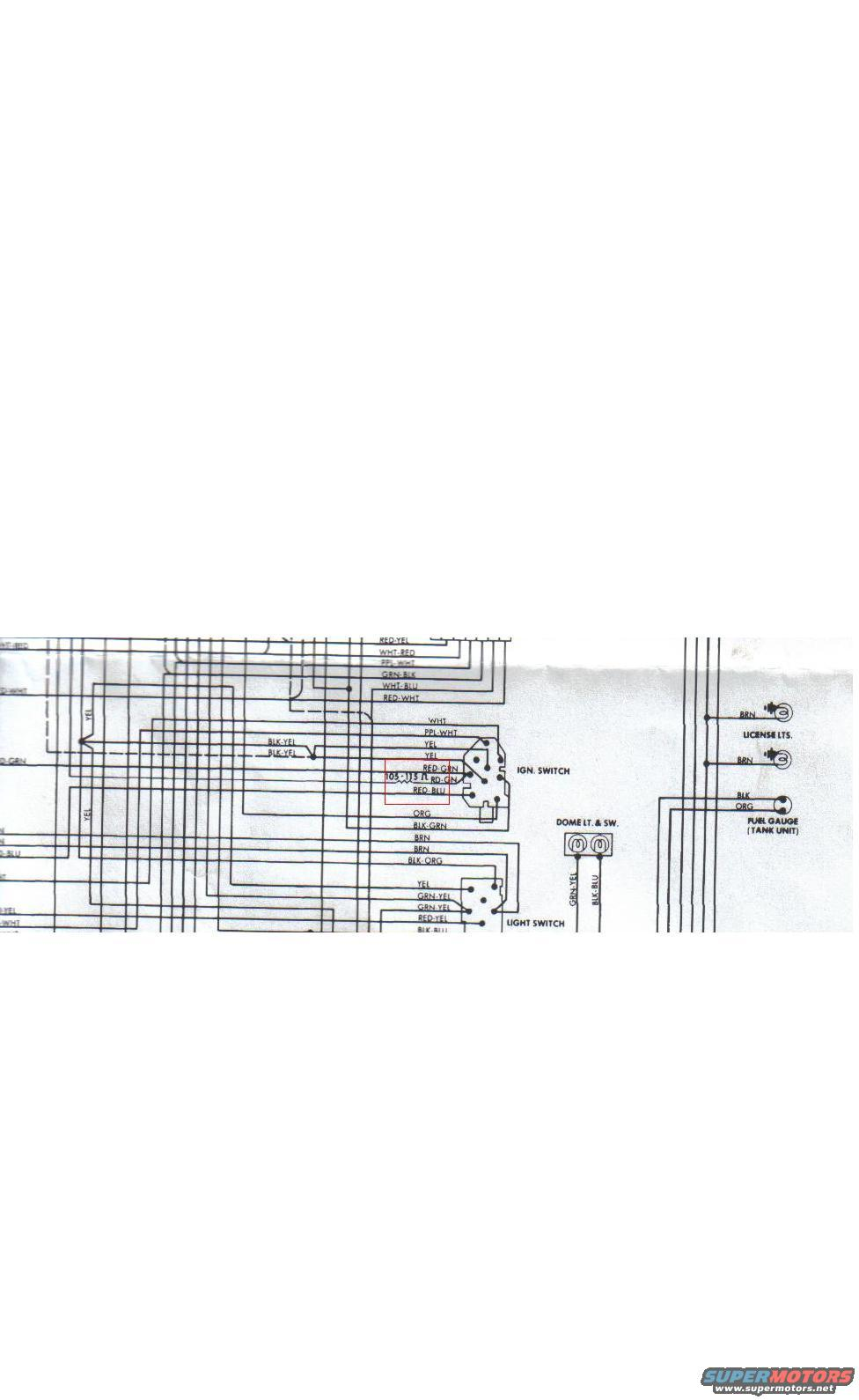 1976 ford f750 wiring diagram ford truck fuse diagram 2005