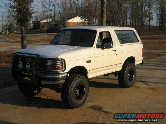 1996 Ford Bronco Pictures Photos Videos And Sounds