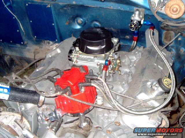 Ford 460 Efi Heads