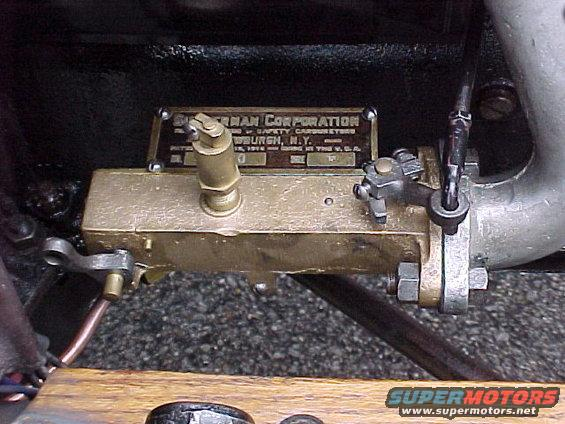 Model T Ford Forum Square Carb
