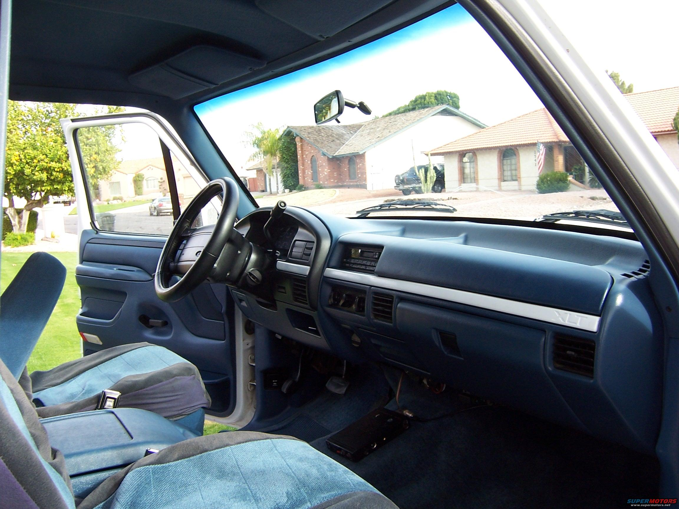 Charming 1996 Bronco Interior Gallery - The Best Electrical Circuit ...