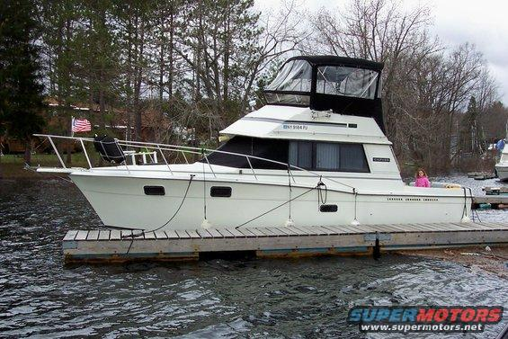 BoaterEd - Looking at a 1991 Silverton 34 Express
