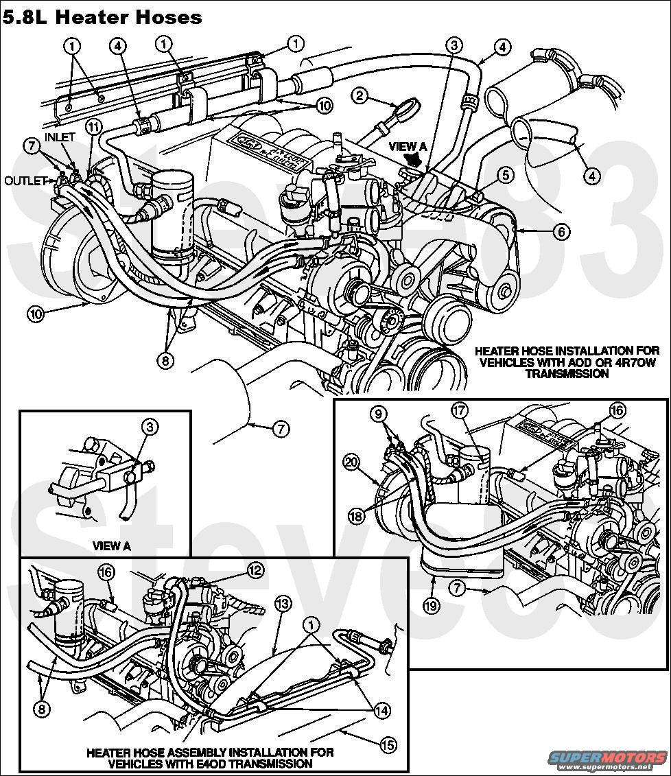 86 Bronco Wiring Diagram: 1983 Ford Bronco Diagrams Picture