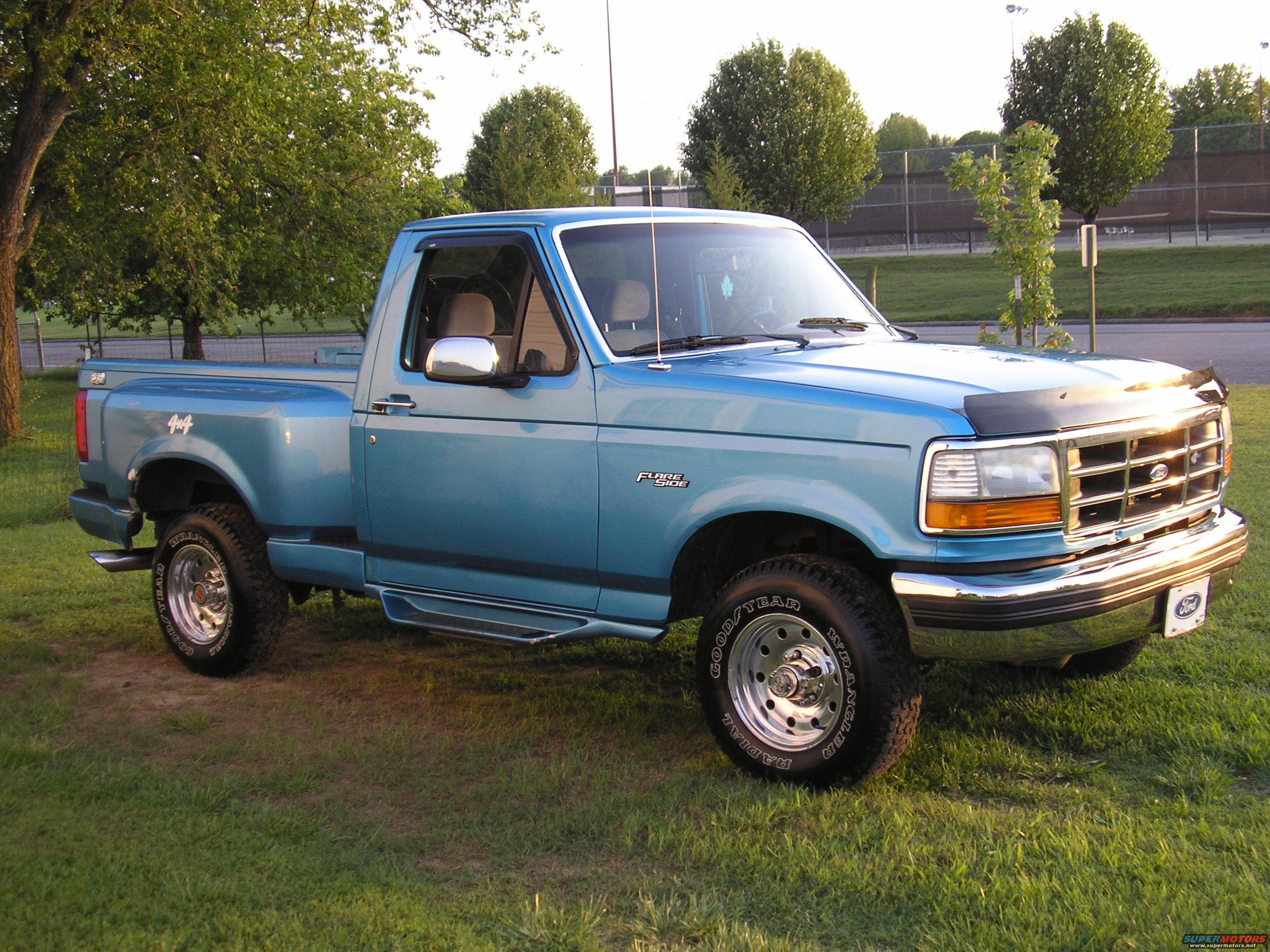 1992 Ford F 150 Flareside Picture Supermotors Net