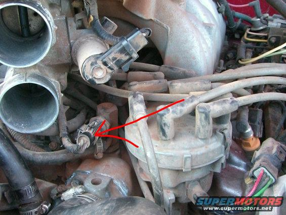2005 f150 knock sensor location  2005  get free image