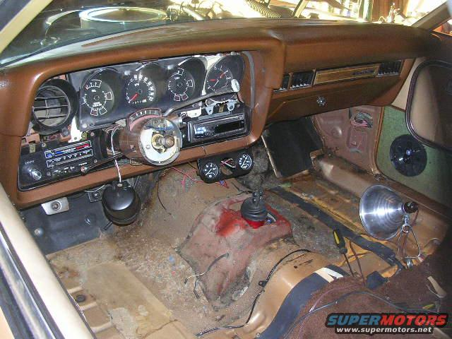 4 Speed Shifter Linkage Picture The Ford Torino Page Forum