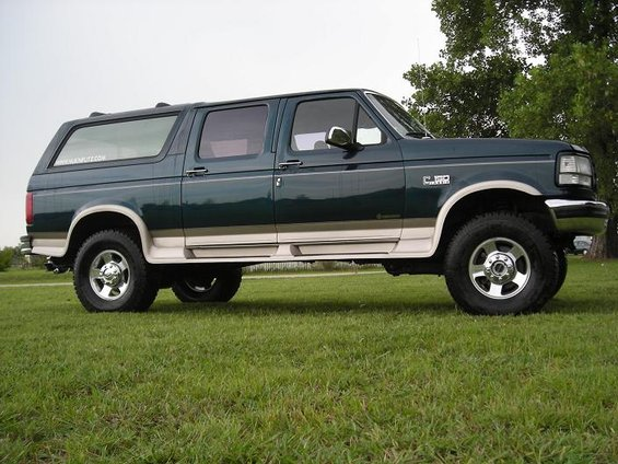 1995 Ford C-150 (Centurion Conversions) pictures, photos, videos, and