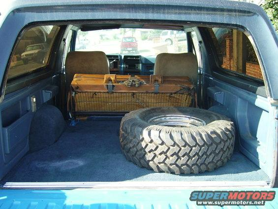 1980 ford bronco interior picture supermotorsnet