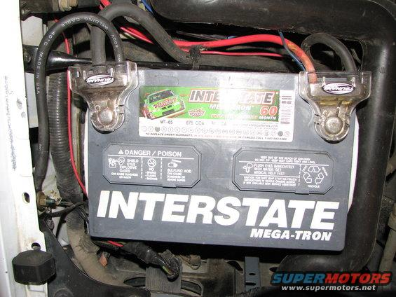 Fix Your Slow Starter Get More Horsepower Ford Bronco Forum