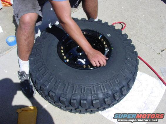 New wheels and tires ford bronco forum for General motors drug test
