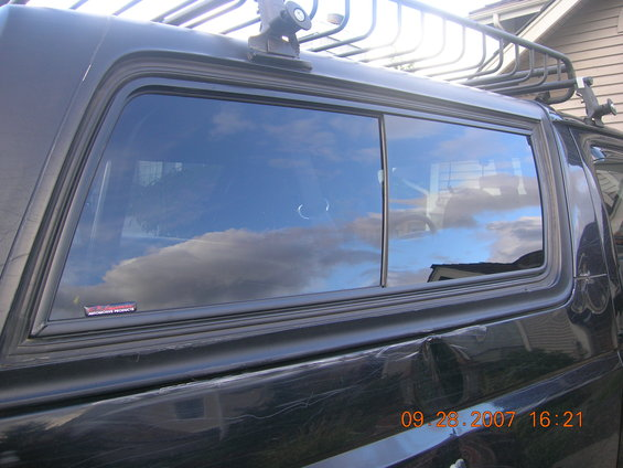 New Rear Slider Windows Ford Bronco Forum