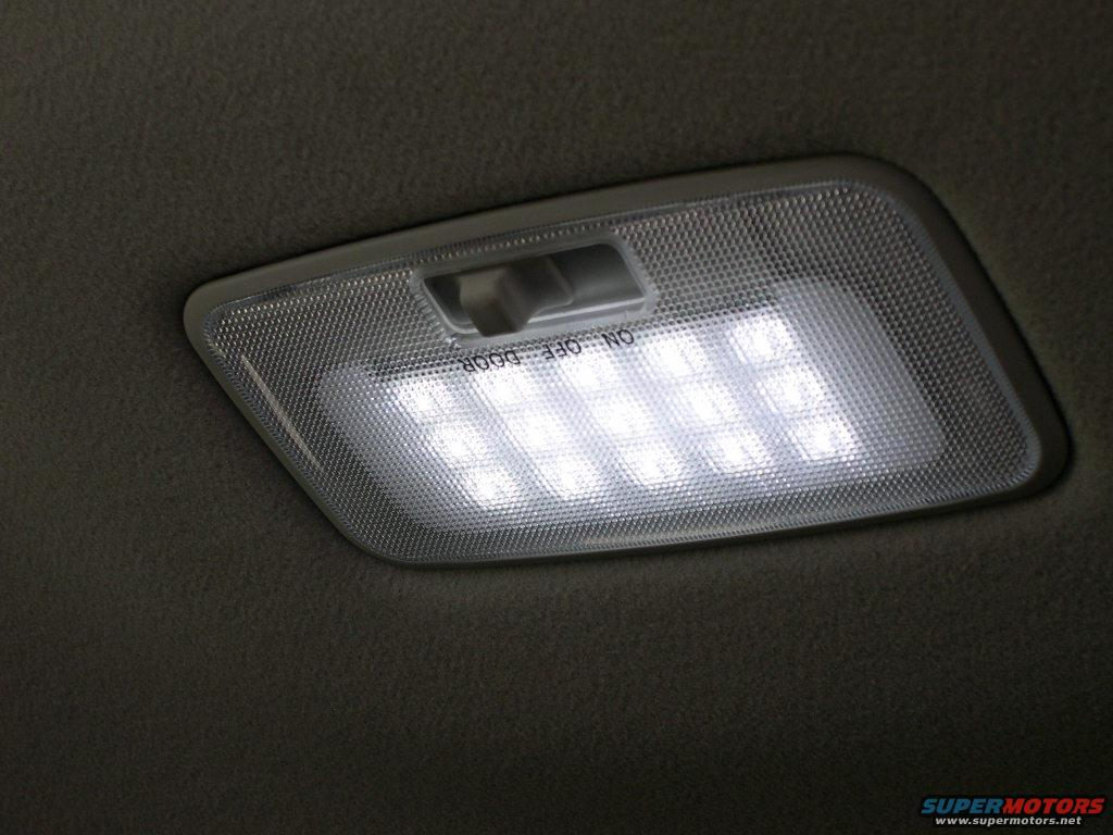 led interior light replacement replaces oem toyota fj cruiser forum