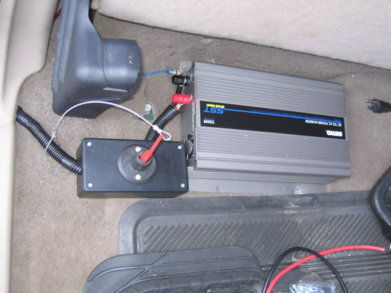 600w Power Inverter Install Ford F150 Forum