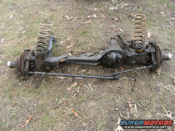 Ford Dana 44 Front Axle