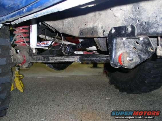 2015 F150 Lifted >> radius arm drop brakets? - Ford Truck Enthusiasts Forums
