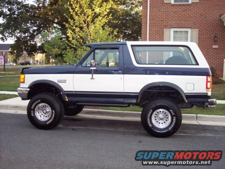 1987 Ford Bronco Interior 1987 Ford Bronco Pictures