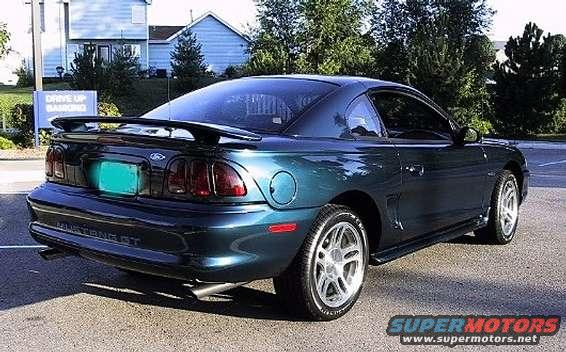 1997 ford mustang 97 mustang gt picture. Black Bedroom Furniture Sets. Home Design Ideas