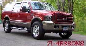 Grease Fitting Locations For FordExcursionscom Forums - 2005 excursion