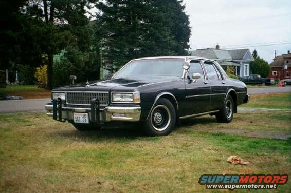 1988 Chevrolet Impala pictures, photos, videos, and sounds ...
