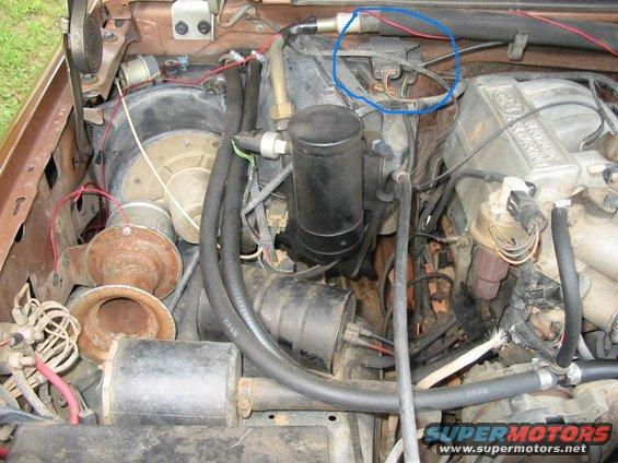 ford 4 2 engine wiring harness 2000 ford 4 6 engine wiring map sensor location ford bronco forum
