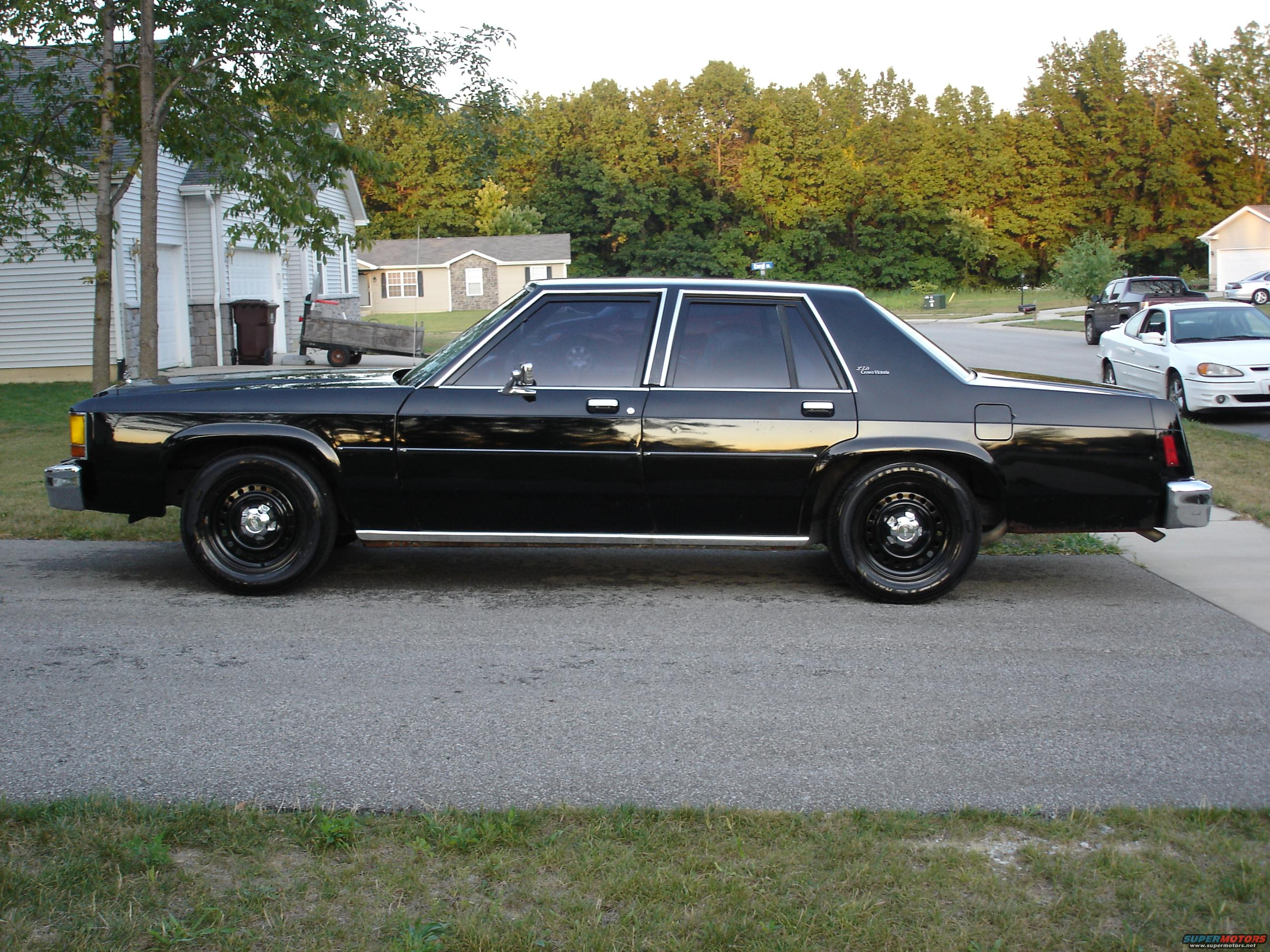 1987 Ford Crown Victoria Ltd Exterior Pics Picture