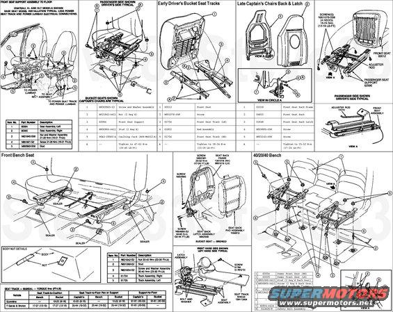 95 ford aerostar wiring diagrams