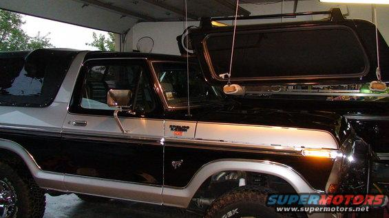 hard top  soft top conversion pics page  ford bronco forum