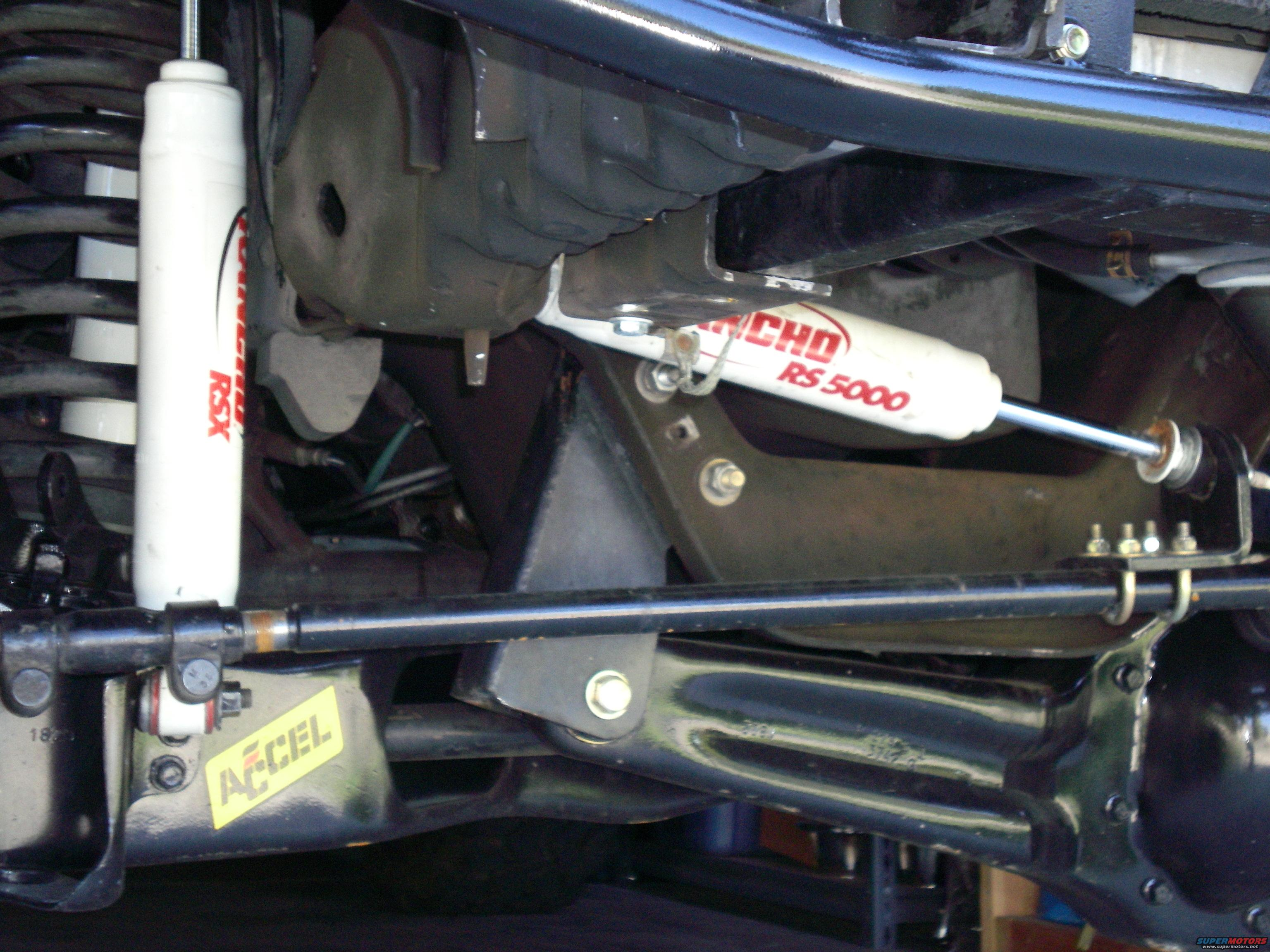 Ford Bronco Steering Stabilizer
